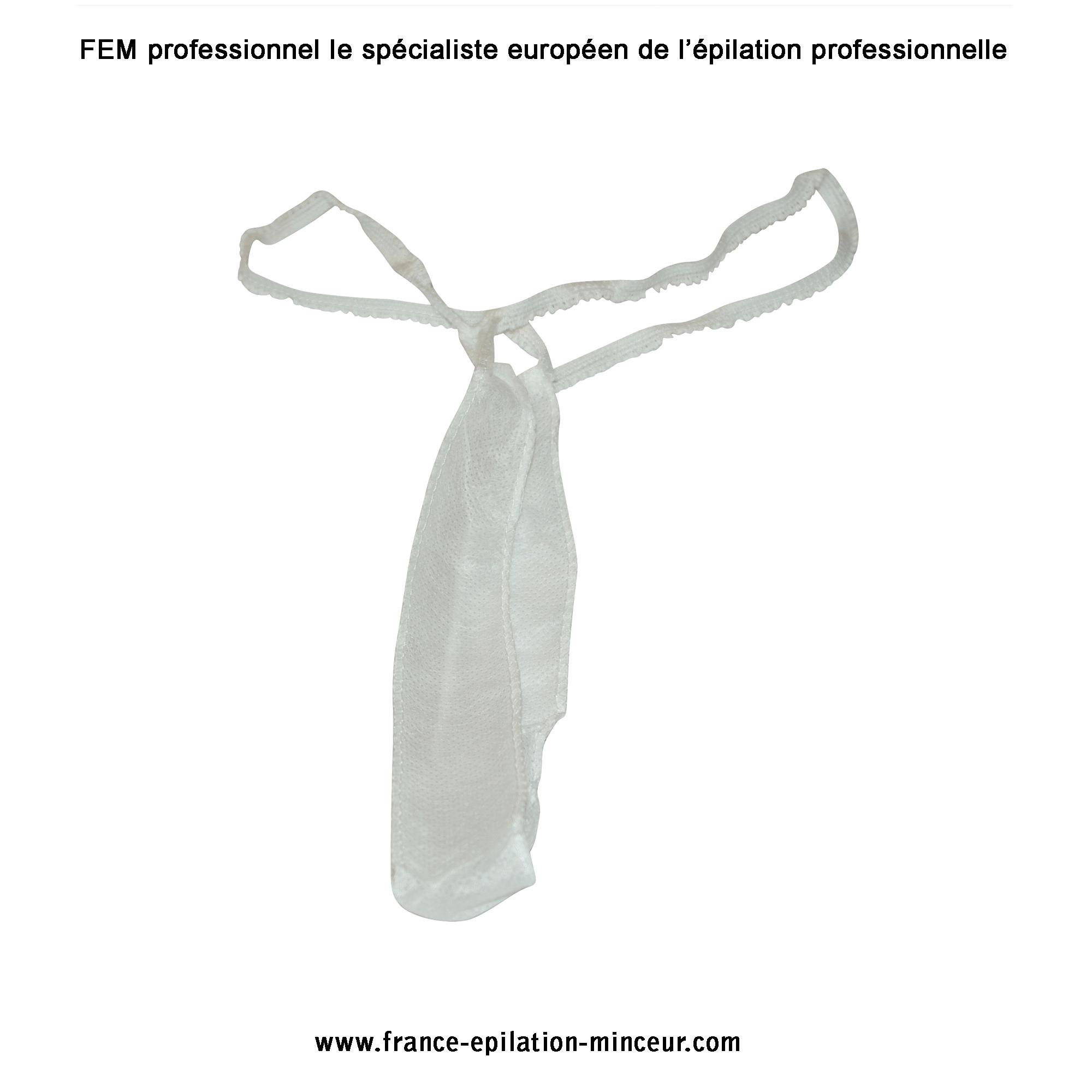 string jetable pour epilation maillot lot de 10 ebay. Black Bedroom Furniture Sets. Home Design Ideas